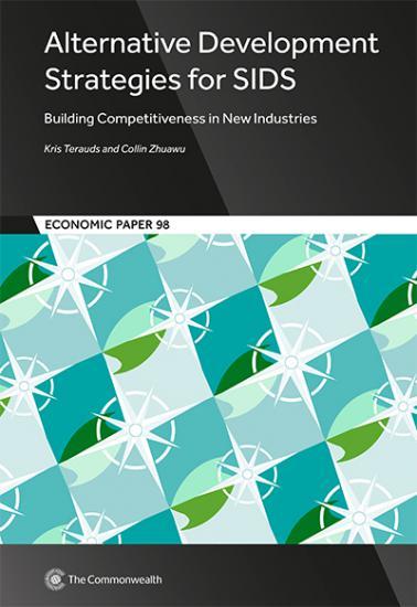 EP98_Alternative Economic Development Strategies for SIDS cover